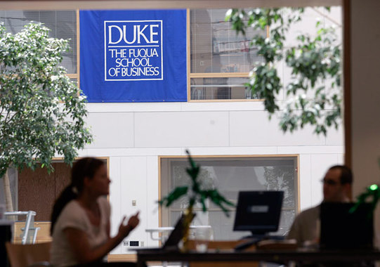 duke fuqua essays 2013 Duke's fuqua school continues to have one of the most creative mba applications among top business schools we tell you how to respond.