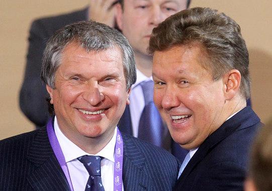 Пилить бюджет хотят по-тихому: Миллер и Сечин попросили Медведева засекретить данные о своих закупках