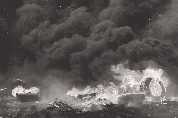 В политике огонь может загореться от дыма