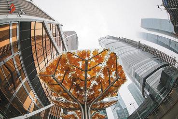 В декабре 2014 года залили последний кубометр бетона в стены башни «Федерация. Восток» — небоскреба в деловом центре «Москва-сити», который будет сдан в 2016 году