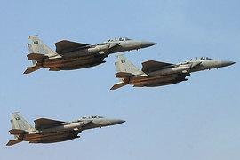 26 марта ВВС Саудовской Аравии нанесли удары по позициям боевиков в Йемене