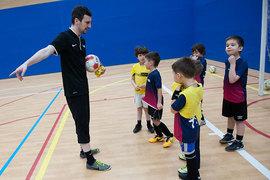 Владимир Долгий-Рапопорт придумал футбольную школу для своих сыновей, которая теперь занимает все его время
