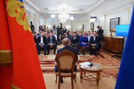 Владимир Путин повернулся к интернет-предпринимателям лицом