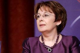 Оксана Дмитриева заявила, что на выборах в Госдуму в 2016 г. будет баллотироваться от новой Партии профессионалов