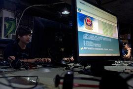 Сеть Facebook заблокирована Китае