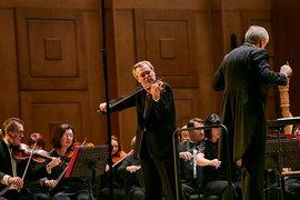 Вадим Репин выступает в каждом концерте фестиваля