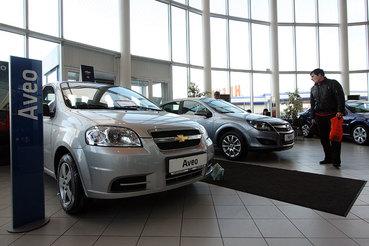 GM разрешит дилерам сделать скидки на свои автомобили