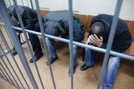 Шадид Губашев, Тамерлан Эскерханов и Хамзат Бахаев