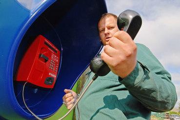 Государство никак не может расплатиться с «Ростелекомом» за обслуживание таксофонов