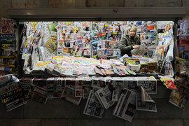 Издатели газет и журналов все еще надеются на оживление рекламного рынка в России