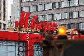 Выручка крупнейшего российского продавца бытовой техники и электроники «М.видео» сократилась