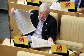 Комитет по экономполитике возглавит эсер Анатолий Аксаков (на фото), являющийся президентом Ассоциации региональных банков.