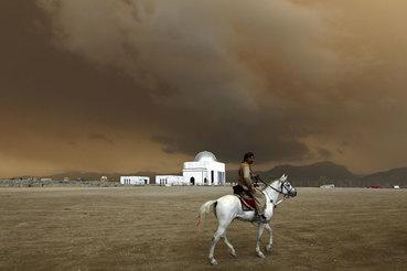 Всадник в Кабуле