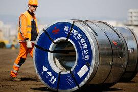 Охлаждающейся китайской экономике требуется меньше стали