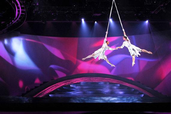 Американская TPG Capital выкупила контрольный пакет Cirque duSoleil