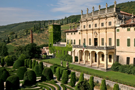 Villa Arvedi вошла в Grandi Giardini Italiani одной из первых