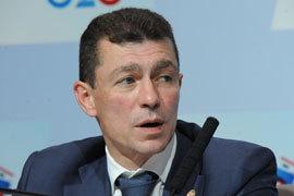 Максим Топилин, министр труда и социальной защиты