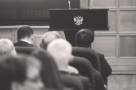 В России чиновники по сути своей до сих пор не являются публичными должностными лицами