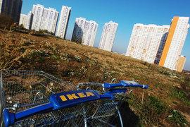 Строить в Москве магазин ИКЕА площадью свыше 200000 кв. м нецелесообразно, считают эксперты