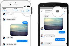 Число пользователей Messenger оценивается в 600 млн человек