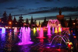 В Москве открылся сезон фонтанов
