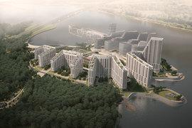 Мякинино хорошо подходит для строительства жилья бизнес-класса, считают эксперты