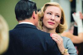 Кейт Бланшетт сыграла в «Кэрол» женщину 1950-х, вынужденную прятать чувства