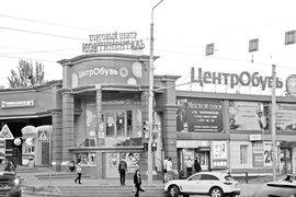 Собственники ТРК «Континенталь» задумали масштабную реконструкцию