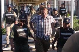 Сергей Полонский не стал давать показания из-за усталости после депортации из Камбоджи