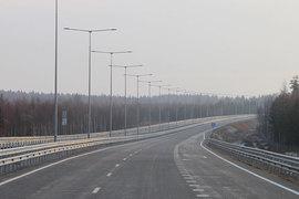 Финишный участок платной дороги Москва – Санкт-Петербург будет построен на пенсионные накопления и кредит ВЭБа