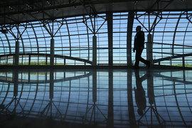 Открытие нового сегмента пассажирского терминала аэропорта «Домодедово»