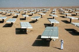 Саудовская Аравия готова со временем поменять нефть на возобновляемую энергию