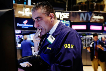Снизившаяся активность банков на рынках привела к падению ликвидности