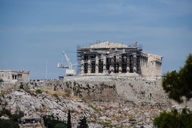 Греция не сможет выплатить МВФ 1,6 млрд евро в июне