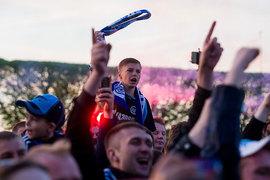 Празднование юбилея ФК «Зенит»
