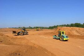 Строительство третьей полосы в «Шереметьево» ведется с 2012 г.