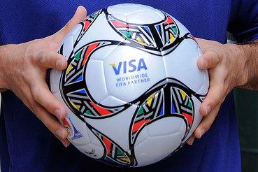 Visa пригрозила разорвать спонсорские отношения с FIFA