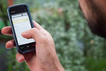 «Яндекс» начинает открытое тестирование мобильных баннеров