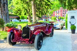A. Lange & Söhne выбирает победителя автомобильного конкурса Concorso d'Eleganza Villa d'Este уже в четвертый раз