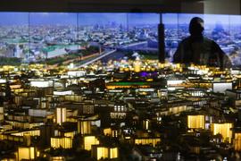 Обновленный макет Москвы показали на ВДНХ