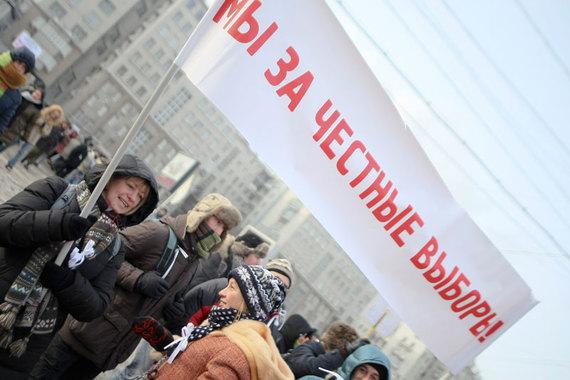 После протестов 2011 г. и падения рейтинга «Единой России» Кремль стал использовать новые методы для сохранения монополии парти власти