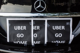 Гендиректор французского подразделения сервиса по вызову водителей Uber Тибо Симфаль и генеральный менеджер Uber Europe Пьер-Димитри Гор-Коти были задержаны полицией в Париже