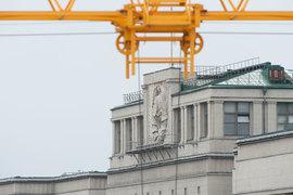 Конституционный суд в понедельник рассмотрел запрос Совета Федерации о переносе выборов в Госдуму