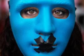Вступление в Испании в силу закона об общественной безопасности, прозванного противниками «законом кляпа», вызвало массовые акции протеста
