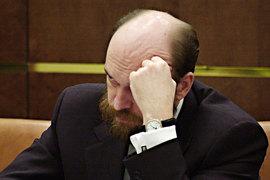 Бывший сенатор Сергей Пугачев