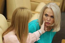 Заместитель председателя комитета по делам национальностей Ирина Белых