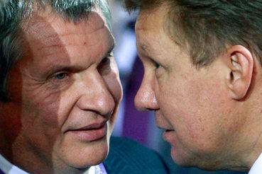 Минприроды не решило спор компаний Игоря Сечина и Алексея Миллера и предложило пока никому не выдавать лицензию