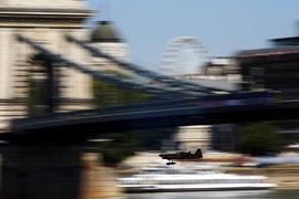 Мировая серия «Воздушная гонка» Red Bull в Будапеште