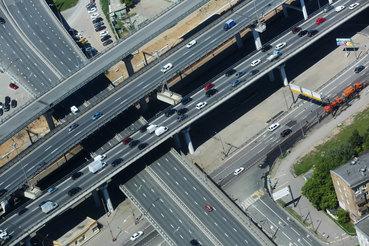 В процентах от ВВП дорожный фонд сокращается – с 0,83% в 2015 году до 0,71% к 2018 году