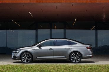 Renault собирается выпустить 40 189 единиц Talisman в первый полный год производства